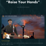 """""""Raise Your Hands"""" Geno Henderson Music Video Directed by Steven E. Kimbrough"""