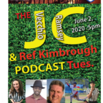 JC & Ref Kimbrough Podcast TPG Tues. 8/11/20 5:00pm