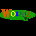 Wordz by Jericho Logo
