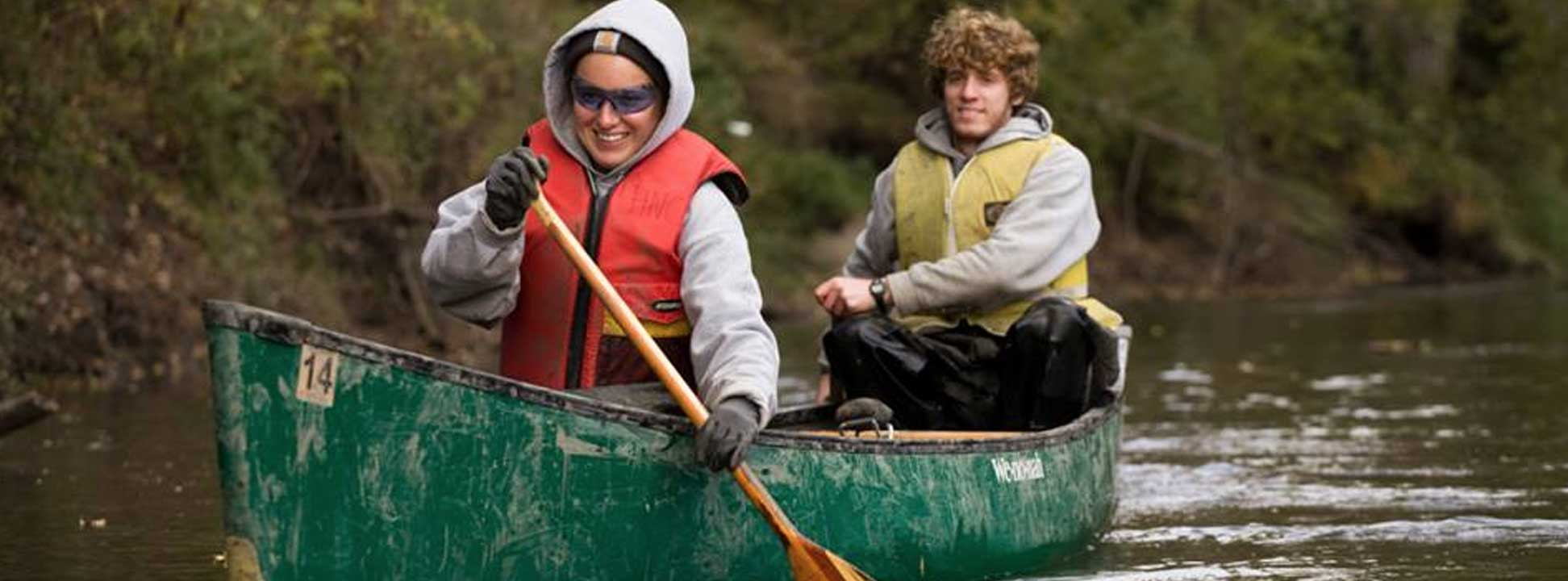 Discover Austin Canoeing