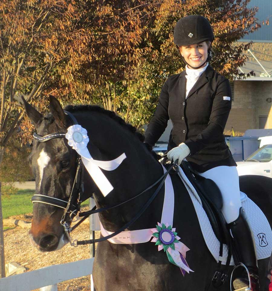 Katie Haugh, Beaux Reves Equestrian