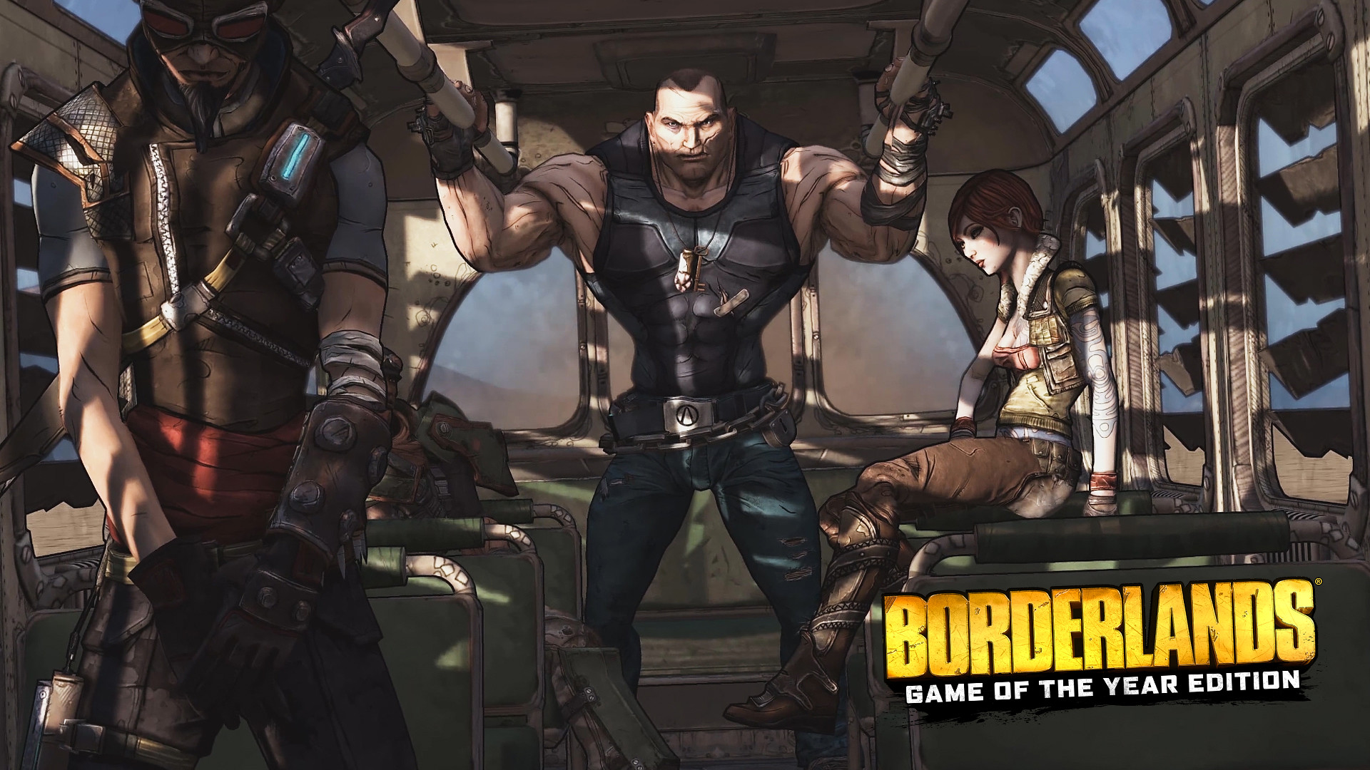 Borderlands 3 Game of the Year Poster