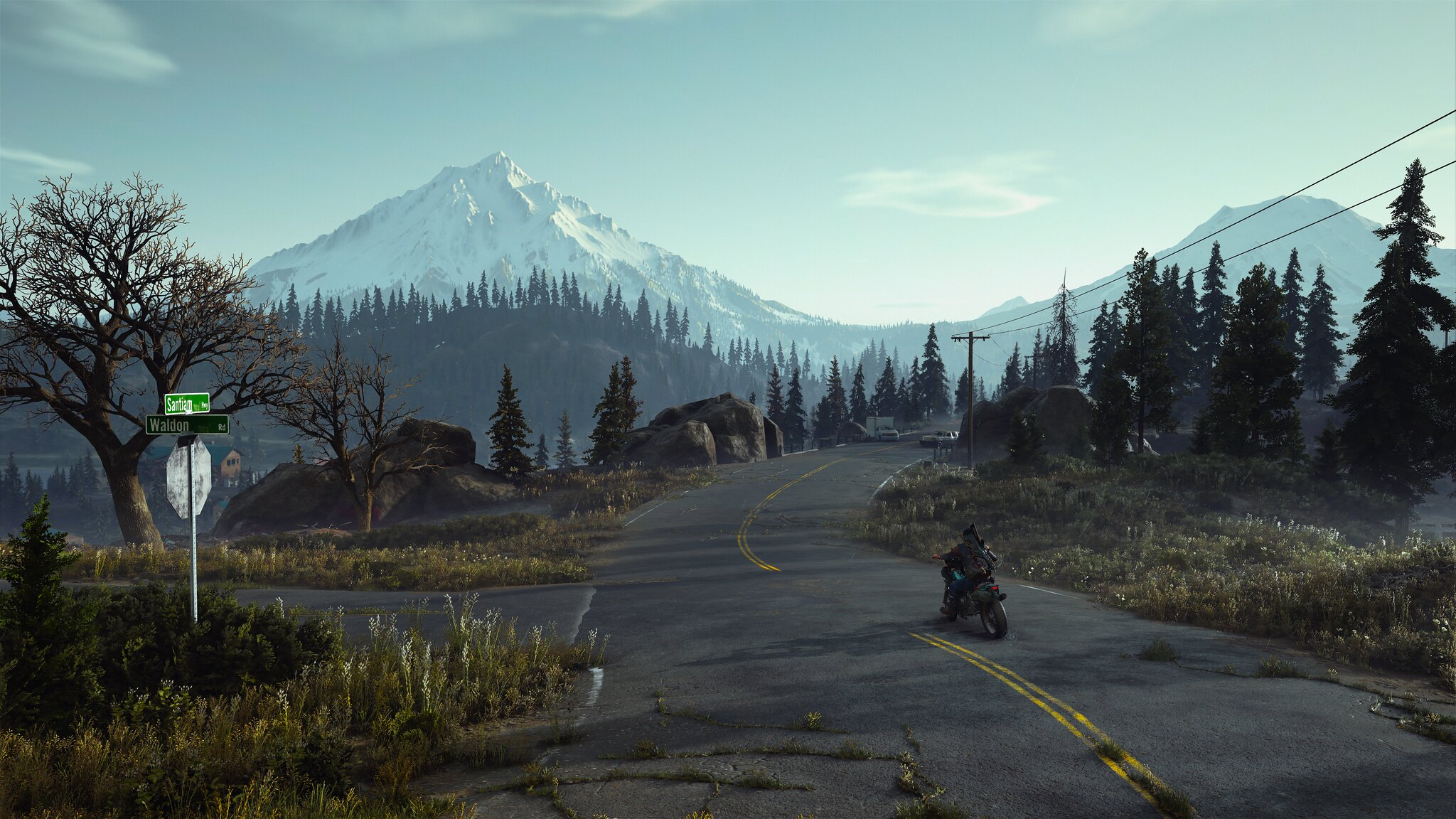Days Gone by Sony Interactive Entertainment