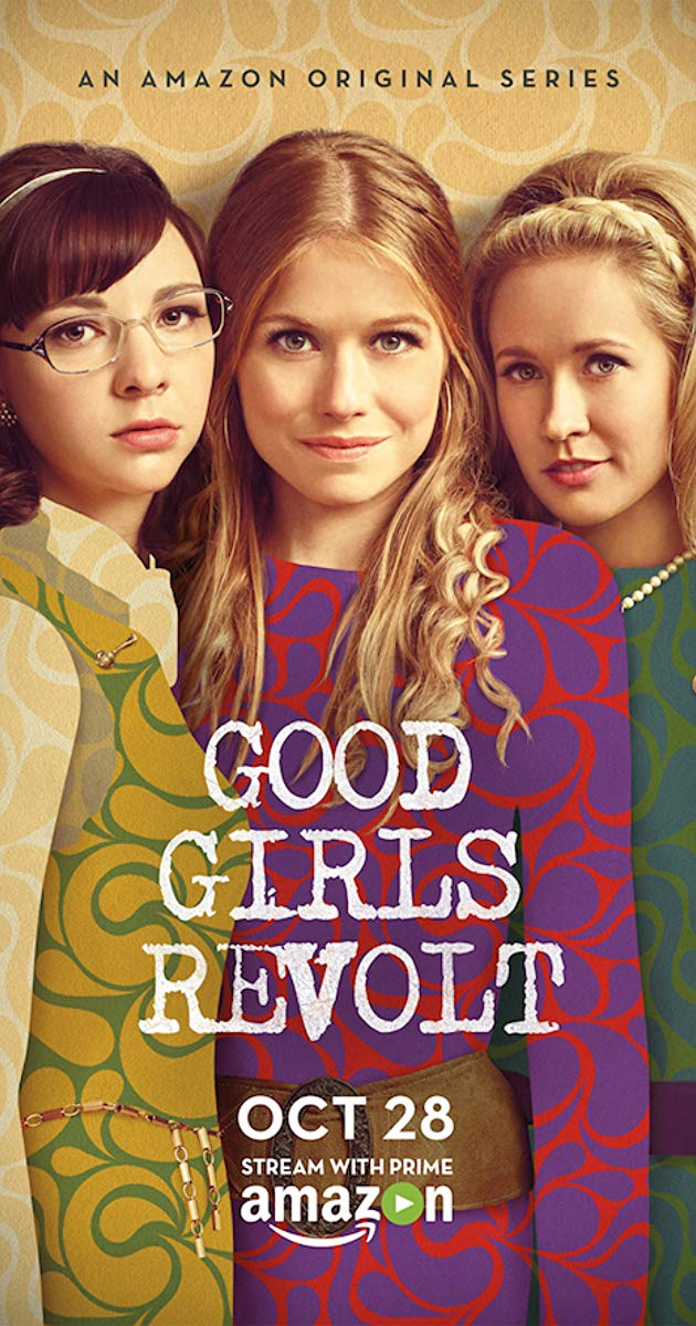 Good Girls Revolt poster by Amazon
