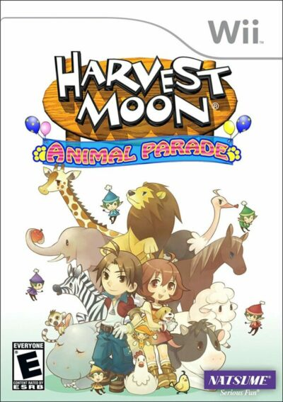 Harvest Moon: Animal Parade - gtg