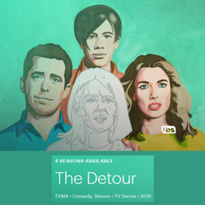The Detour on Hulu - gtg