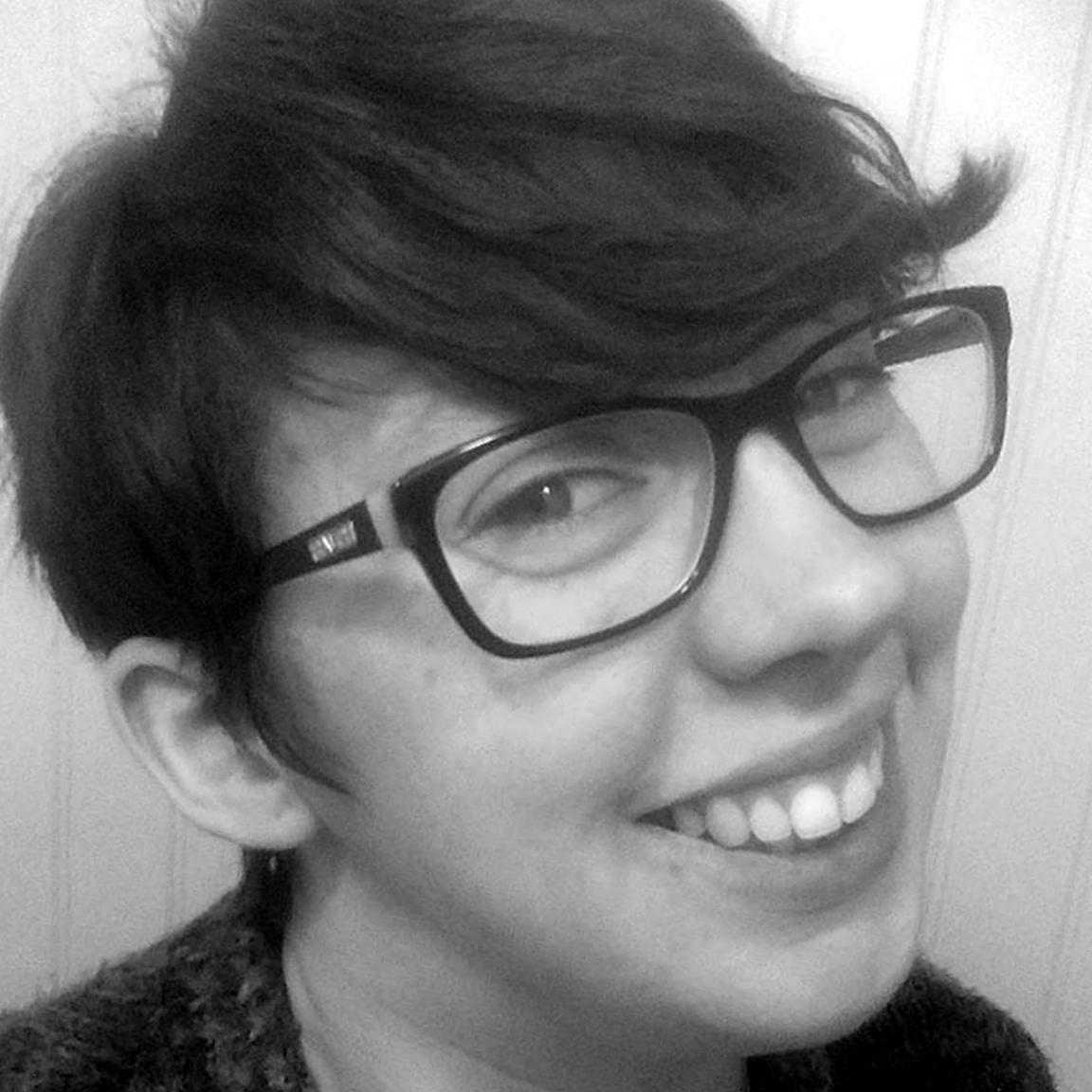 Writer & Section Editor Sarah Wood - gtg