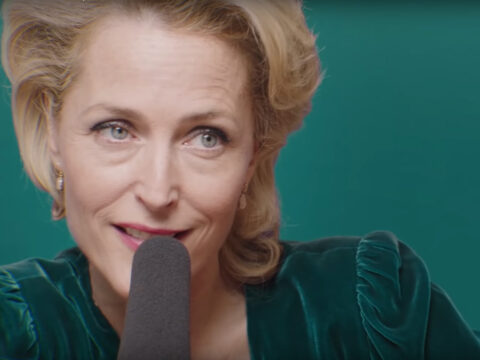 Gillian Anderson Does ASMR In Anticipation of Sex Education Season 3