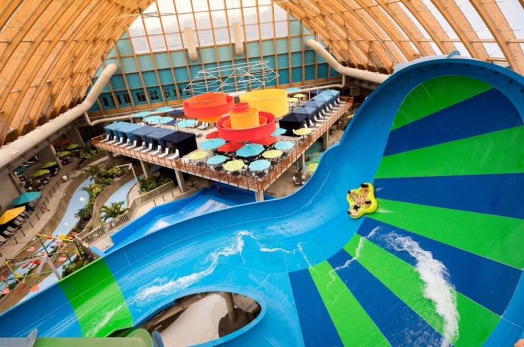 Kartrite Resort & Indoor Water Park: Low-Key Family Fun