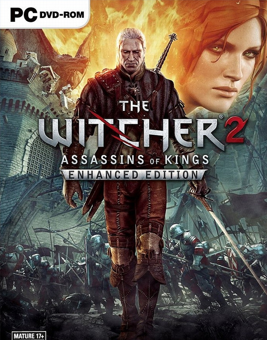 The Witcher Cover