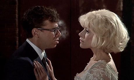 Seymour Krelborn and Audrey from the Little Shop of Horrors   gtg