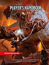 5e DandD Players Handbook