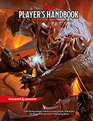 5e DandD Players Handbook