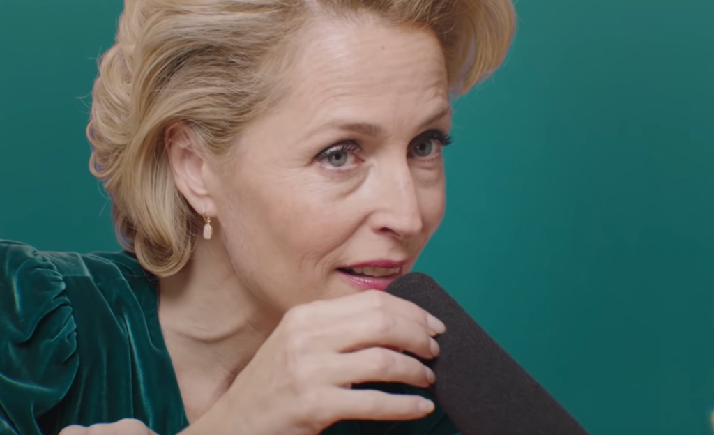 Why We Need an ASMR Series from Sex Education's Gillian Anderson