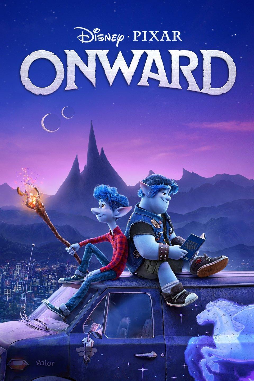 Onward Movie Postr