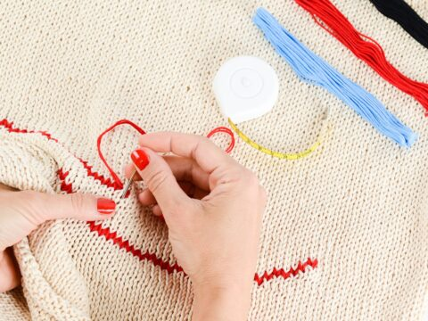 Crafting during COVID-19: What I Learned as a Cross Stitch Beginner