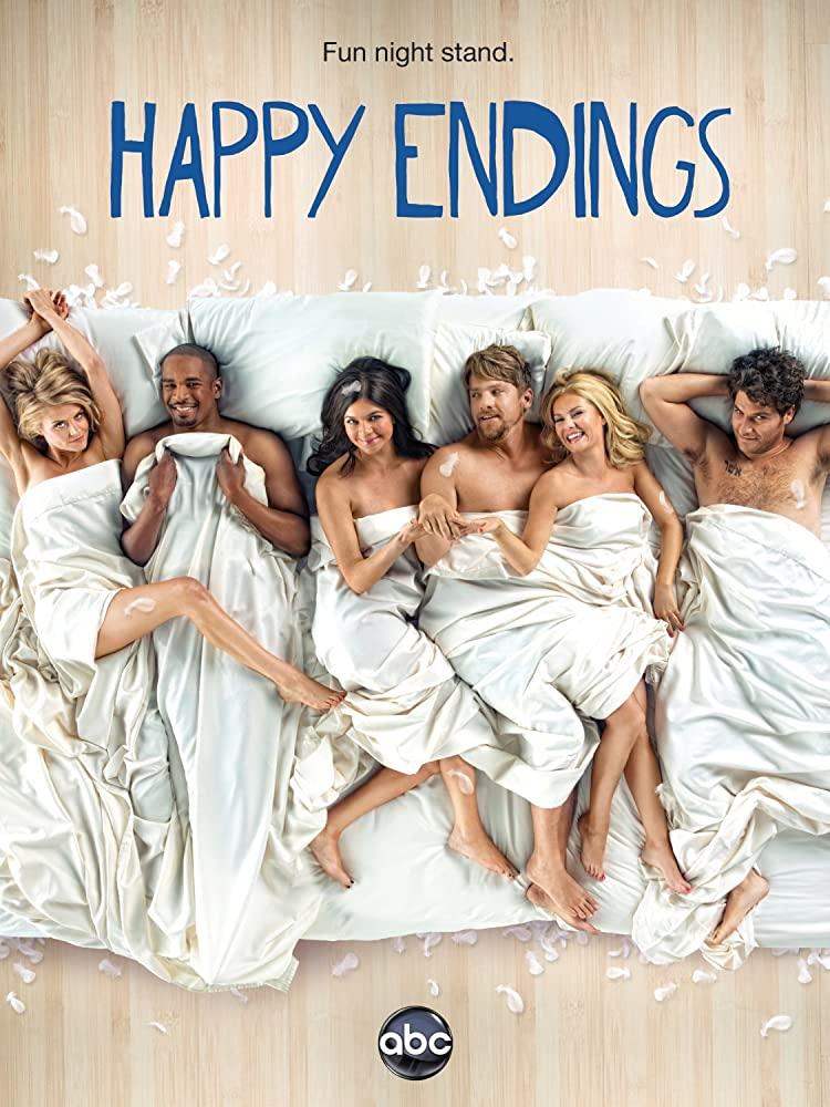 Happy Endings promo photo