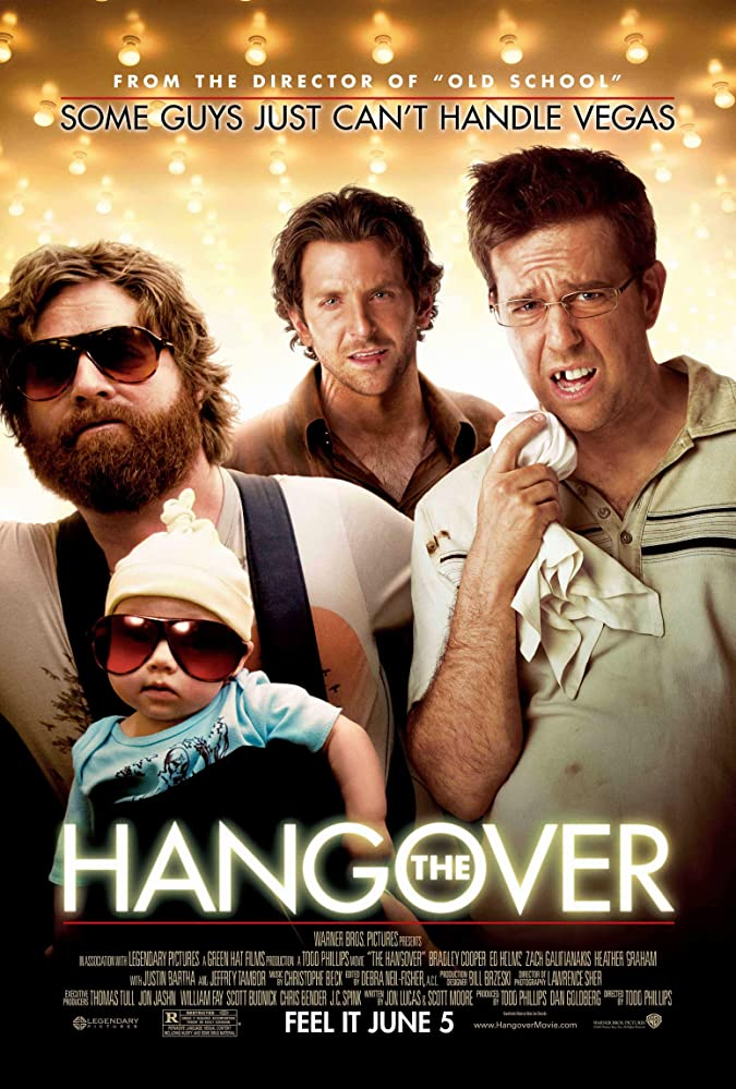 The Hangover movie promo pic