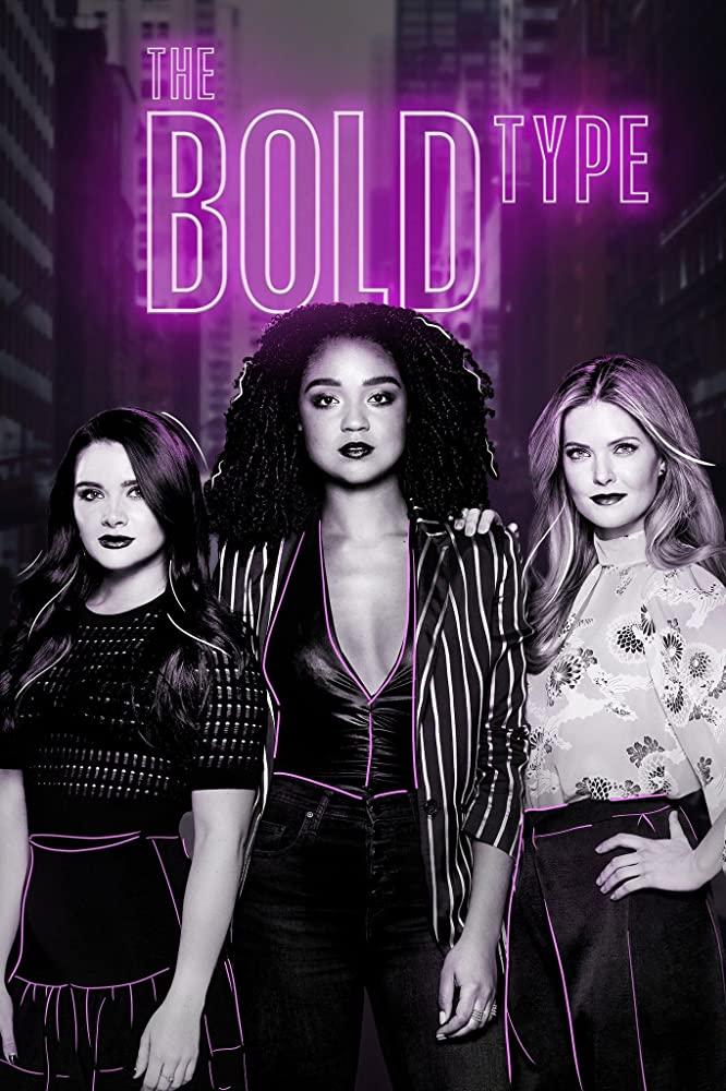 The Bold Type promo photo