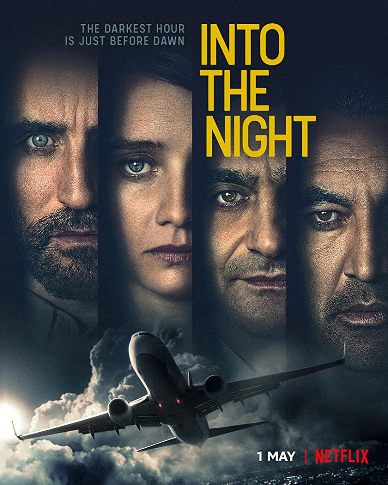 Into the Night Netflix Promo Pic