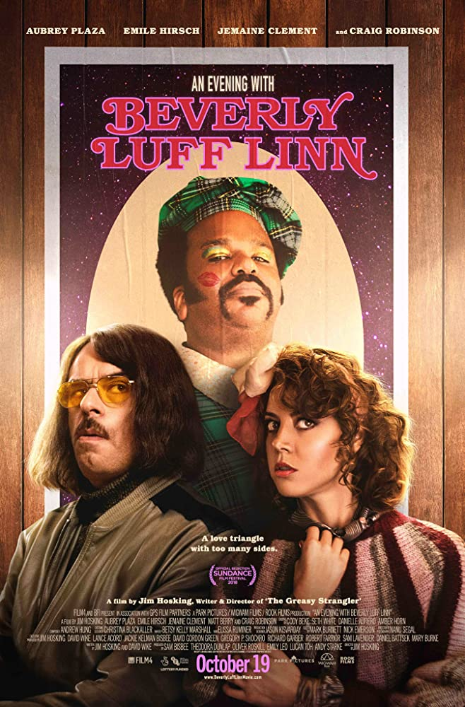 An Evening with Beverly Luff Linn promo pic