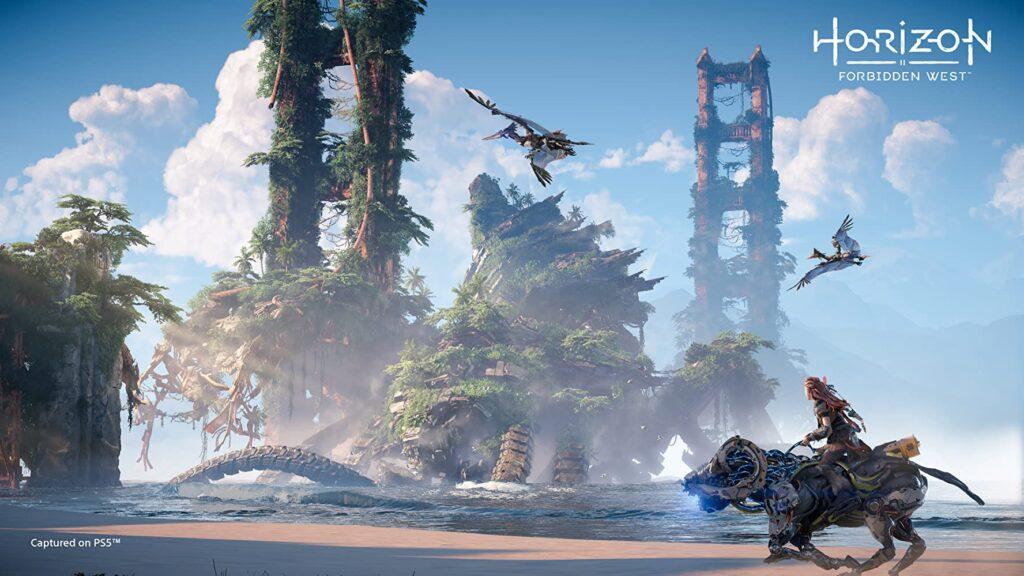 playstation 5 game horizon forbidden west screenshot