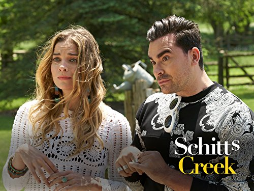 David and Alexis Schitt's Creek