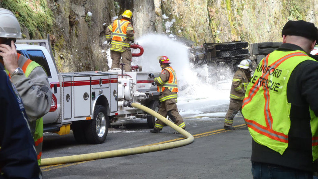 Crisis Communications: Fuel Spill on Vancouver Island