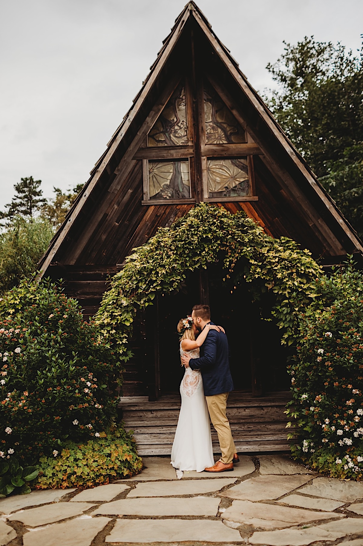 Intimate elopement on Washington's San Juan islands