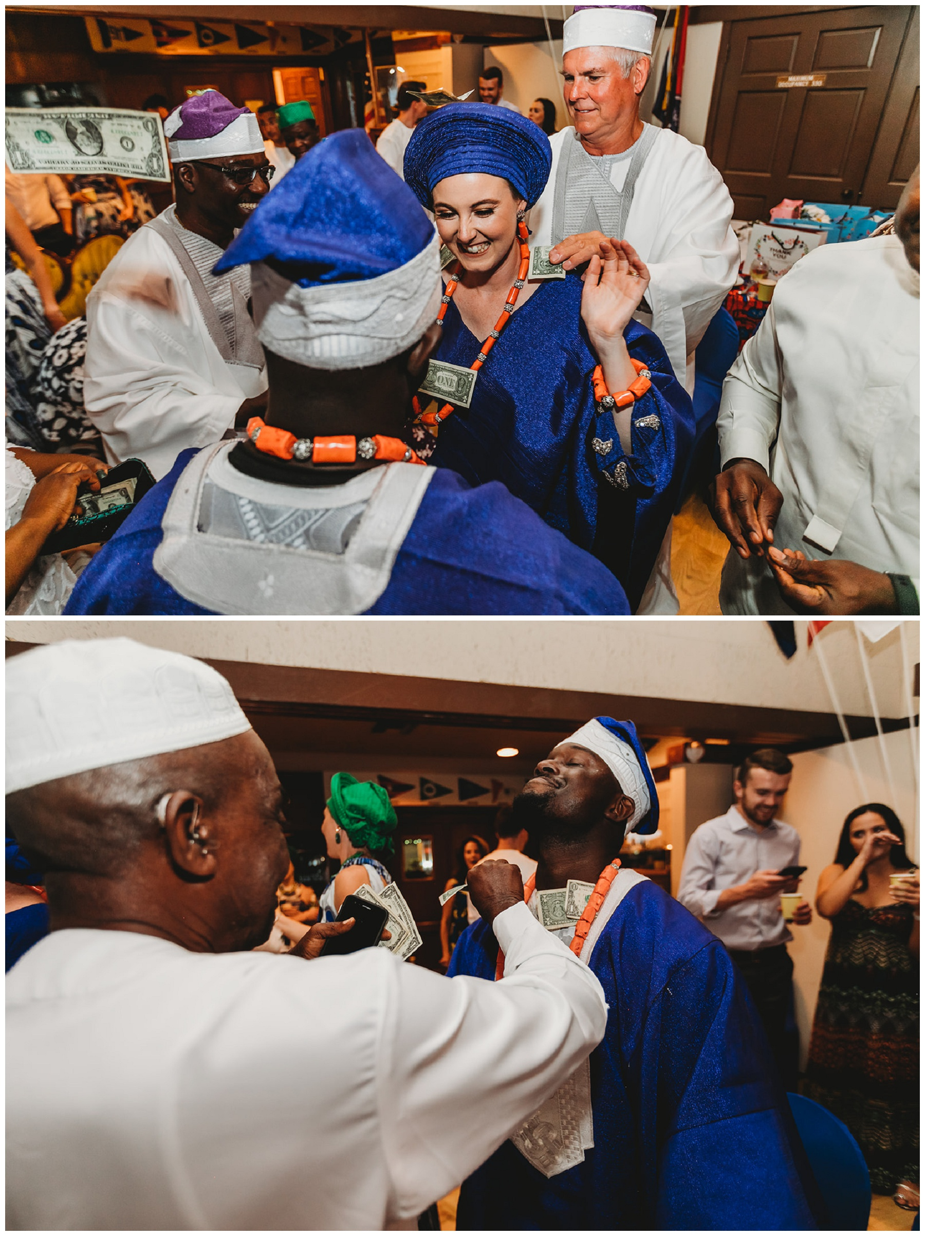 nigerian wedding ceremony
