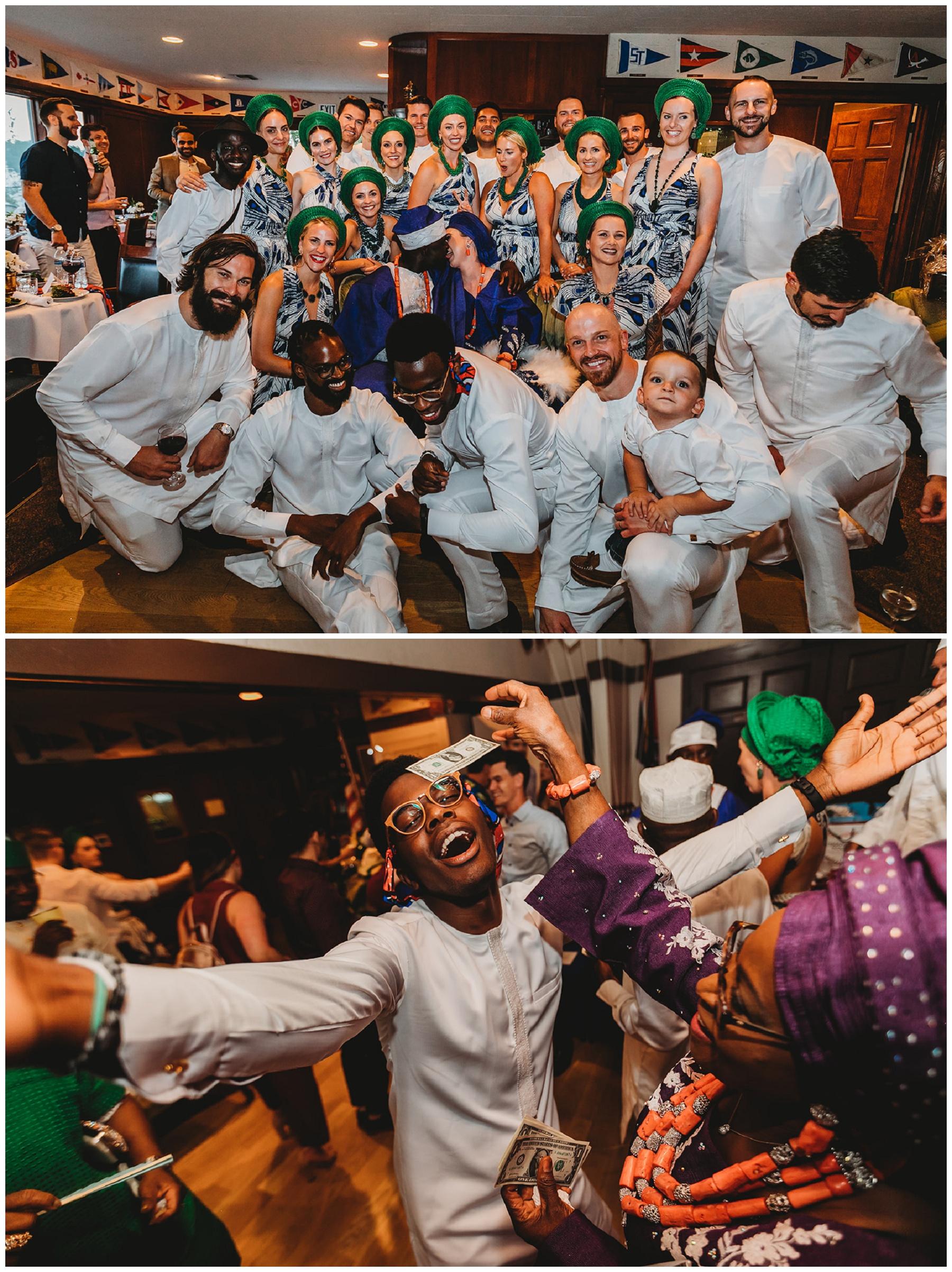 nigerian wedding ceremony