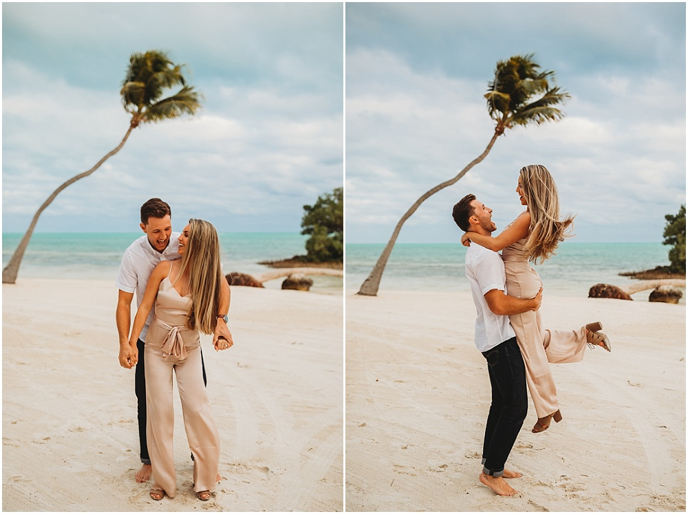 couple portraits on the beach