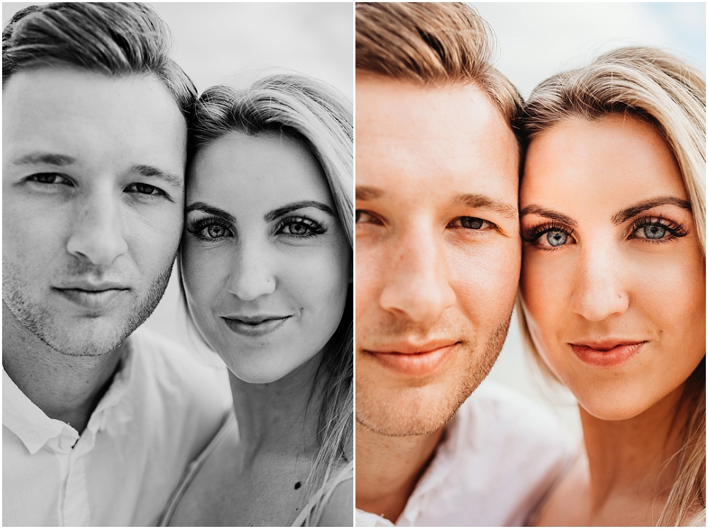 couples eyes