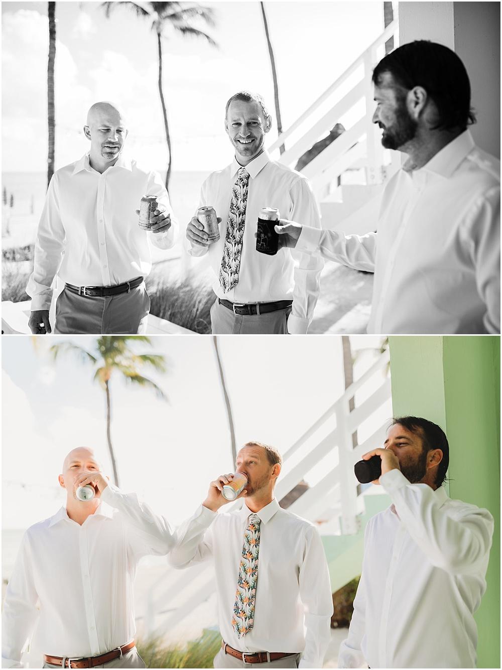 Groomsmen wedding party