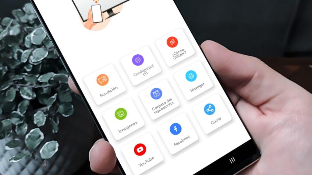 Como conectar tu celular a la TV SIN CABLES - Ver Teléfono en pantalla de Televisión