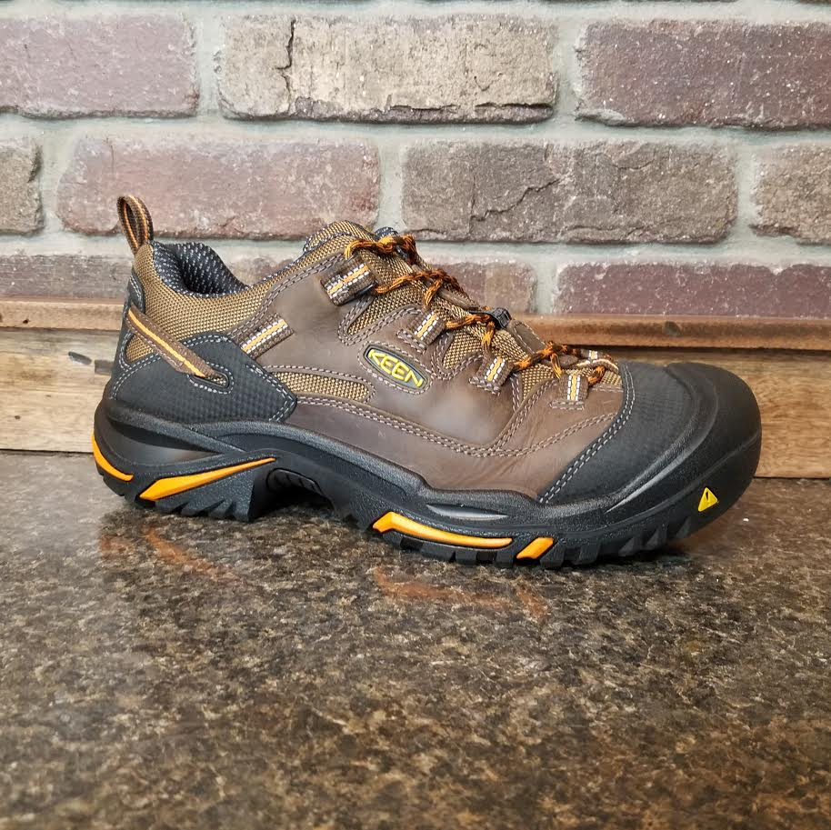 Keen Braddock Low Soft Toe