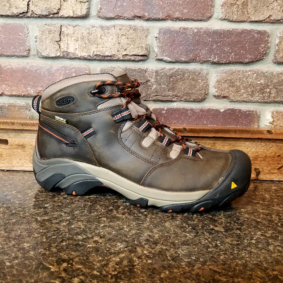 Keen Detroit Mid Soft Toe
