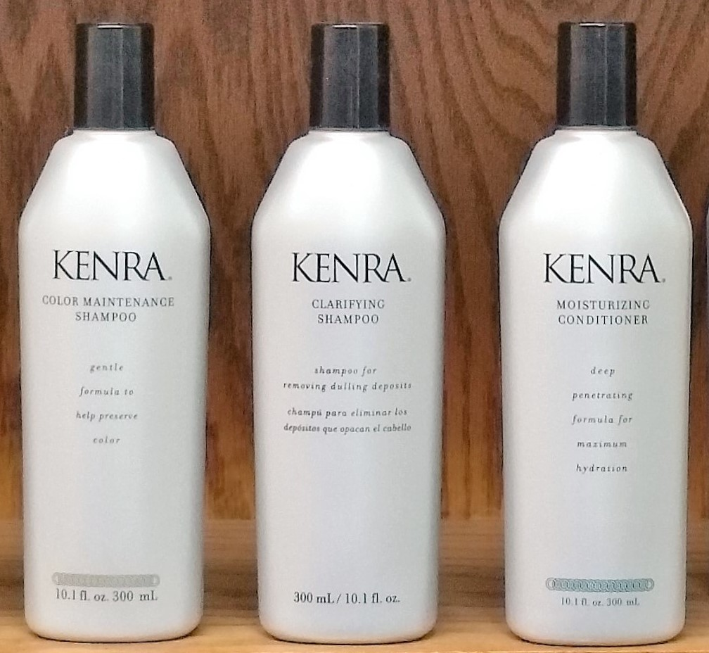 Kenra Shampoo and Conditioner