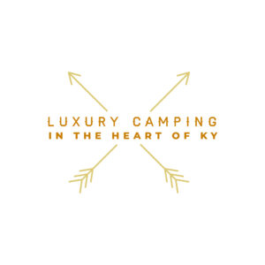Luxury Camping in the Heart of Kentucky tagline for Bespoke Campgrounds