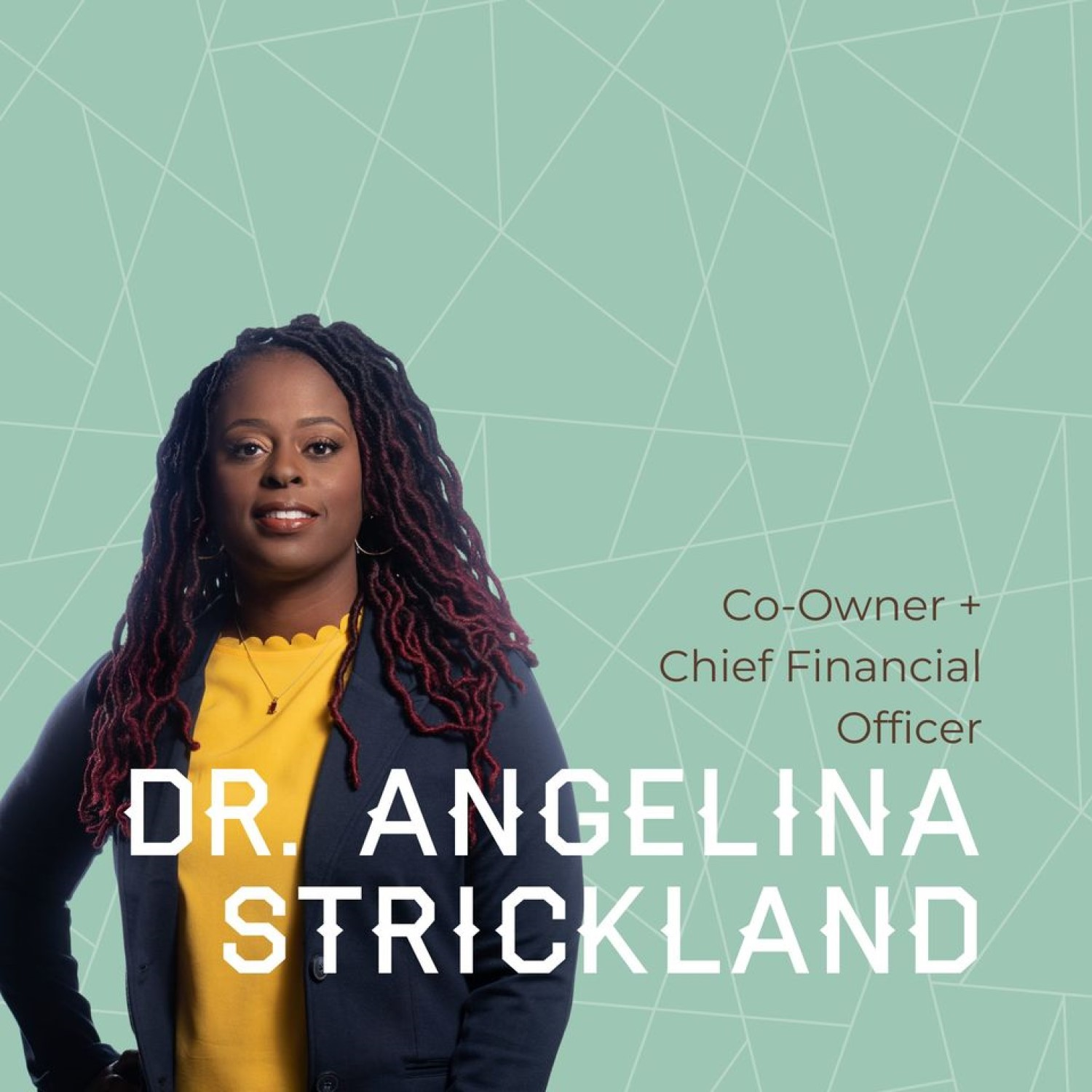 Angelina Strickland, CFO & Co-Owner of Bespoke Ventures and Investments, LLC DBA Bespoke Campgrounds
