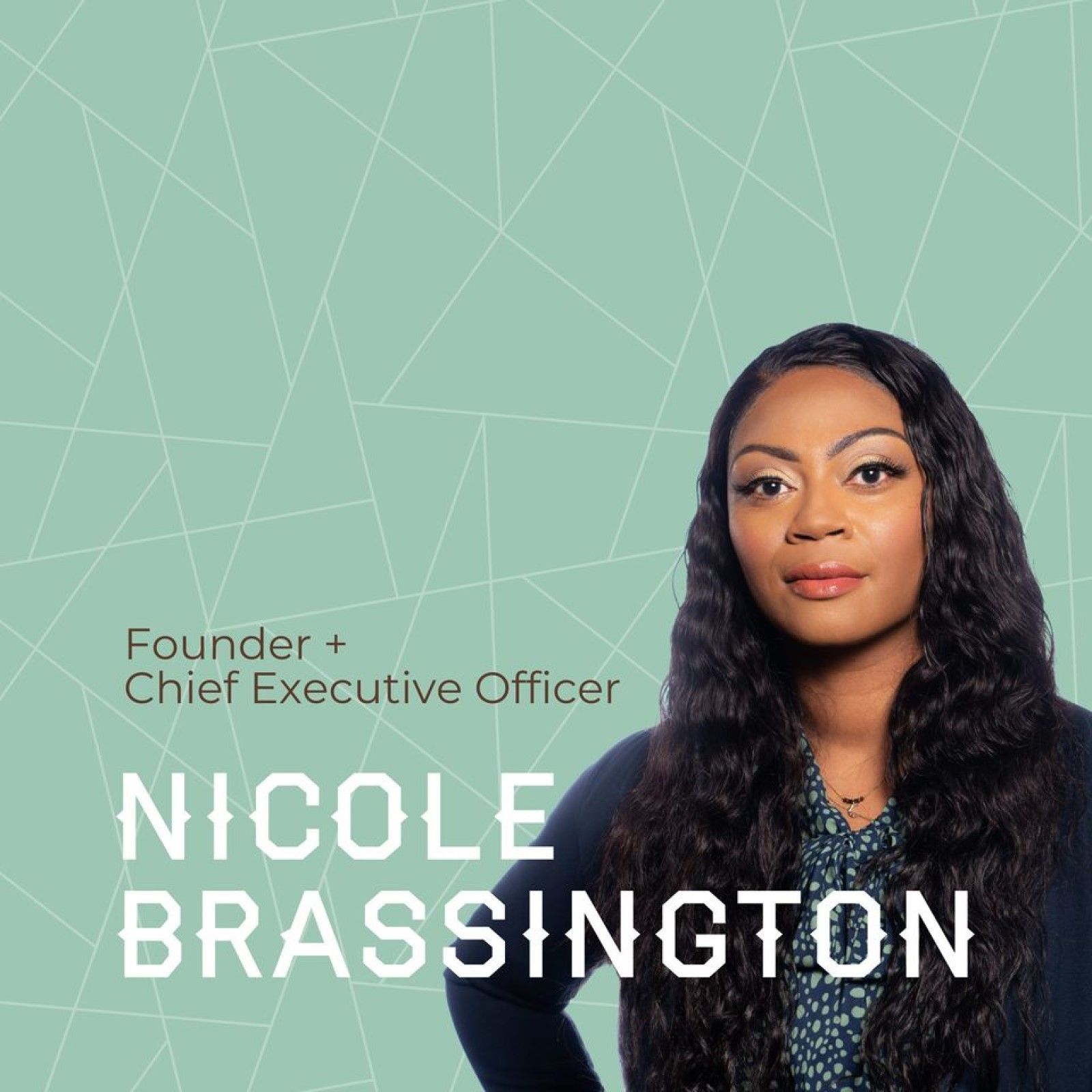 Nicole Brassington, CEO & Founder of Bespoke Ventures and Investments, LLC DBA Bespoke Campgrounds
