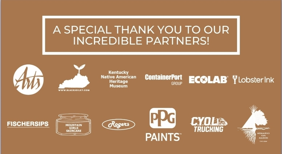 Camp Bespokes Amazing Partners and Supporters