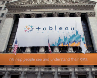 Startup Raised $180M To Take On Tableau Software In $18B Analytics Market