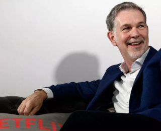 Netflix CEO Reed Hastings is writing a book about his company's famous culture