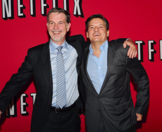 How one of Netflix's top execs nailed his job interview and stood out even without a college degree or going to film school (NFLX)