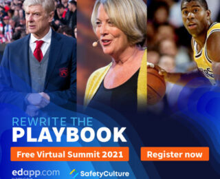 "EdApp to Host Free Virtual Summit ""Rewrite the Playbook,"" April 29 with Magic Johnson, Netflix's Chief Talent Officer Patty McCord, and Iconic Soccer Manager Arsène Wenger"