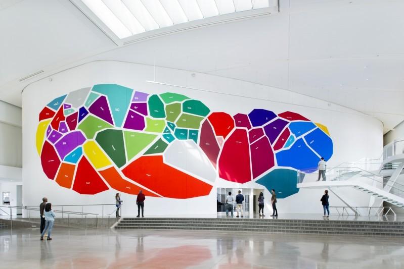 Mariam Ghani Mural
