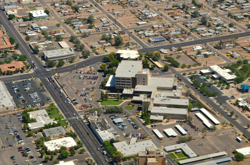 ConnectionsAZ aerial
