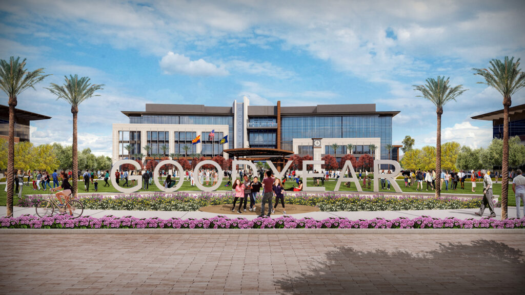 City of Goodyear Civic park
