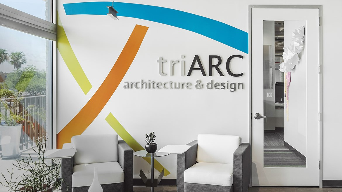 Triarc home office